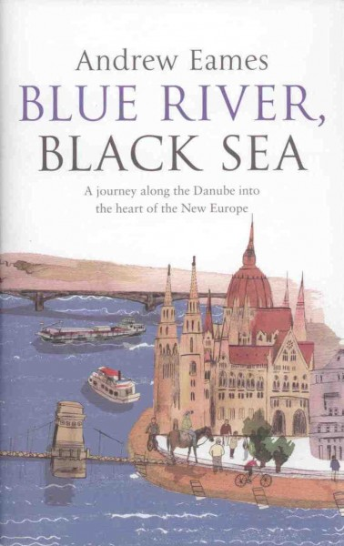 Blue River, Black Sea, by Andrew Eames