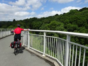 The Devon Coast to Coast Cycle Route