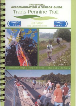 Trans Pennine Trail Guide Book