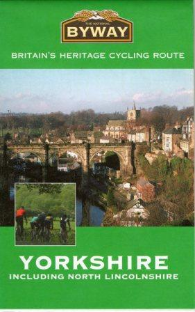 National Byway Map - Yorkshire