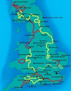 National Byway route