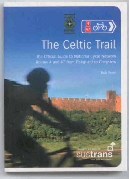 Celtic Trail Guide Book, Pocket Mountains and Sustrans