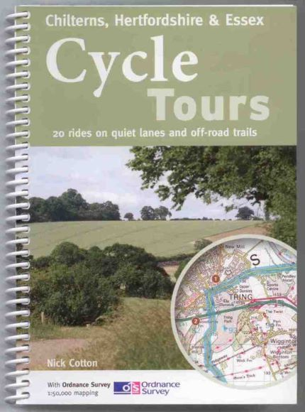 Chilterns, Hertfordshire and Essex Cycle Tours - CycleCity