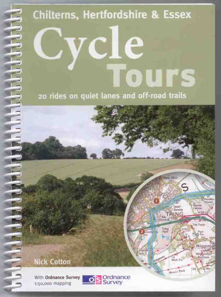 Hertfordshire cycle route maps and guide books