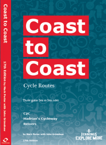 Coast to Coast Guide Book from Baytree Press
