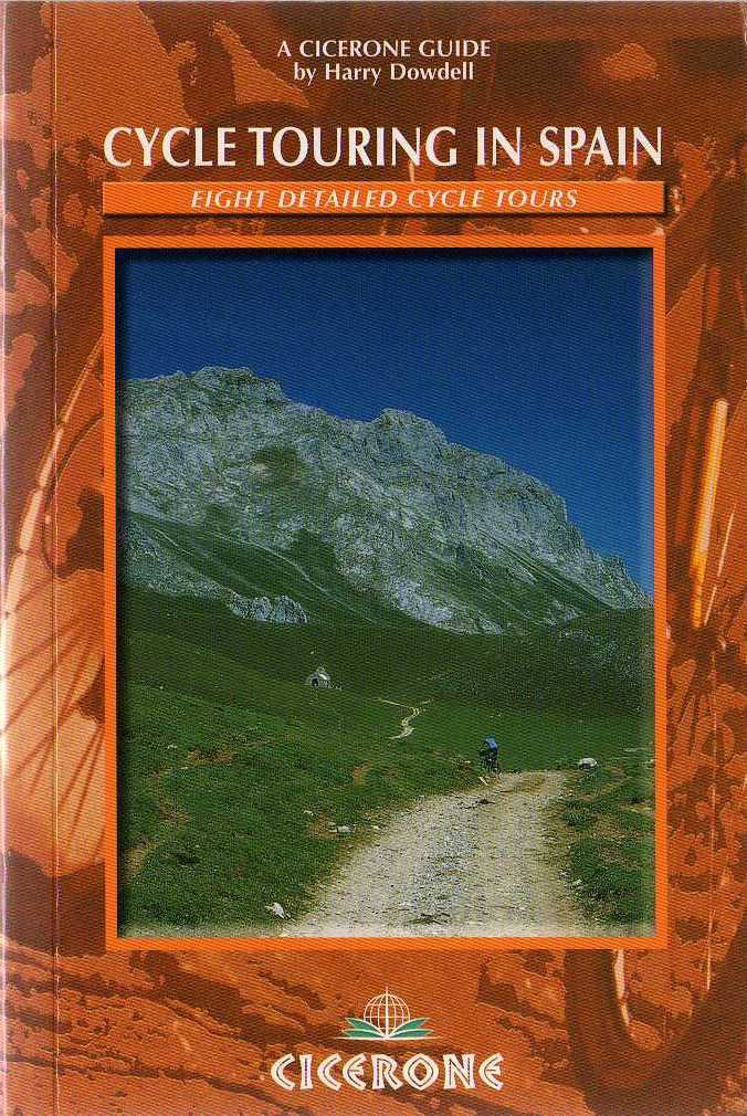 Cycle Touring in Spain, from Cicerone