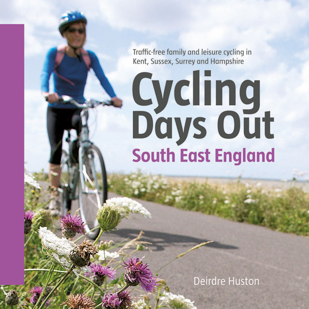 Cycling Days Out - Kent Sussex Surrey Hampshire