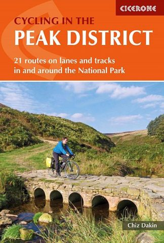 Peak District and Pennines cycle route maps