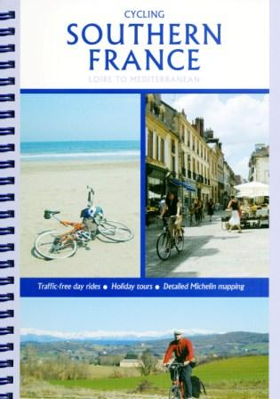 Cycling Southern France cycle guide book