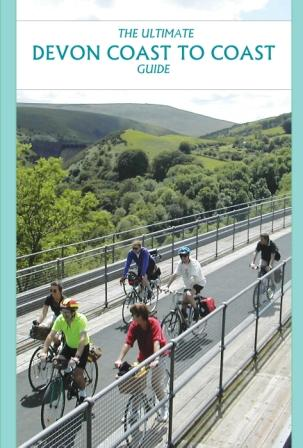 Devon Coast to Coast cycle route maps and guide books