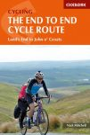 End to End Cycle Route – Land's End to John O'Groats, by Nick Mitchell, Cicerone
