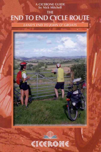 End To End Cycle Route guide book - Cicerone