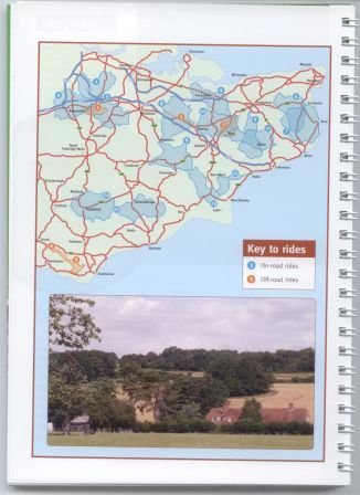 Kent and East Sussex routes