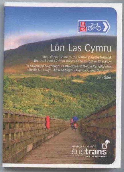 Lon Las Cymru guide book