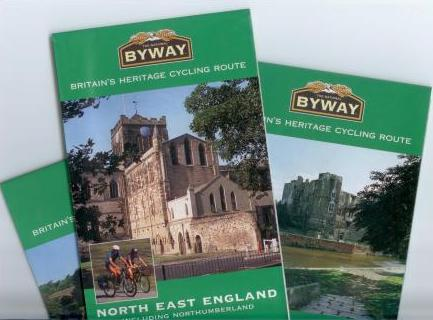 National Byways maps