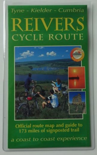 Reivers Route cycle map
