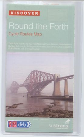 Round the Forth Sustrans Map