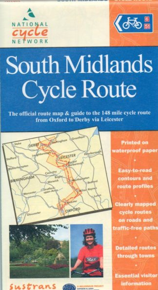 South Midlands cycle routes