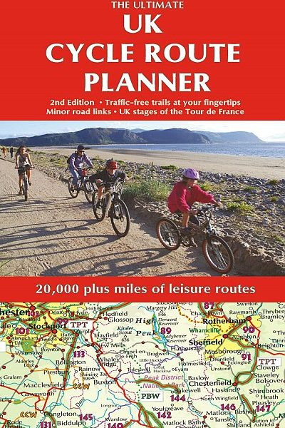 Ultimate UK Cycle Route Planner 2014