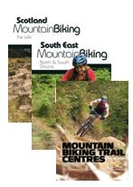 Vertebrate mountain bike and leisure cycling guides