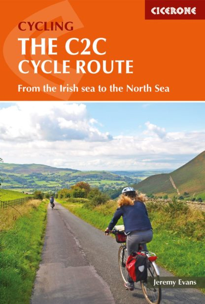 C2C Cycle Route Cicerone guide book