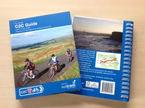C2C Cycle Route Ultimate Guide Book