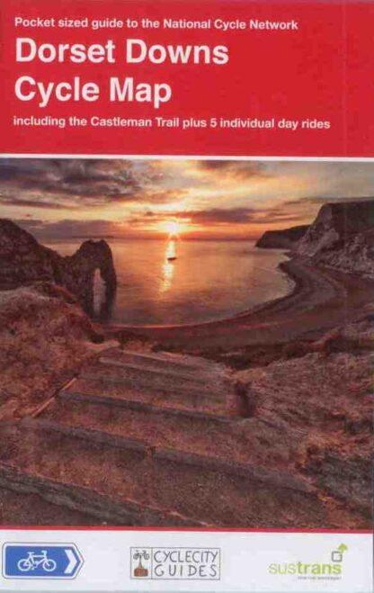 Dorset Downs Sustrans map
