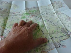 Kent Sustrans map 2021 - sample