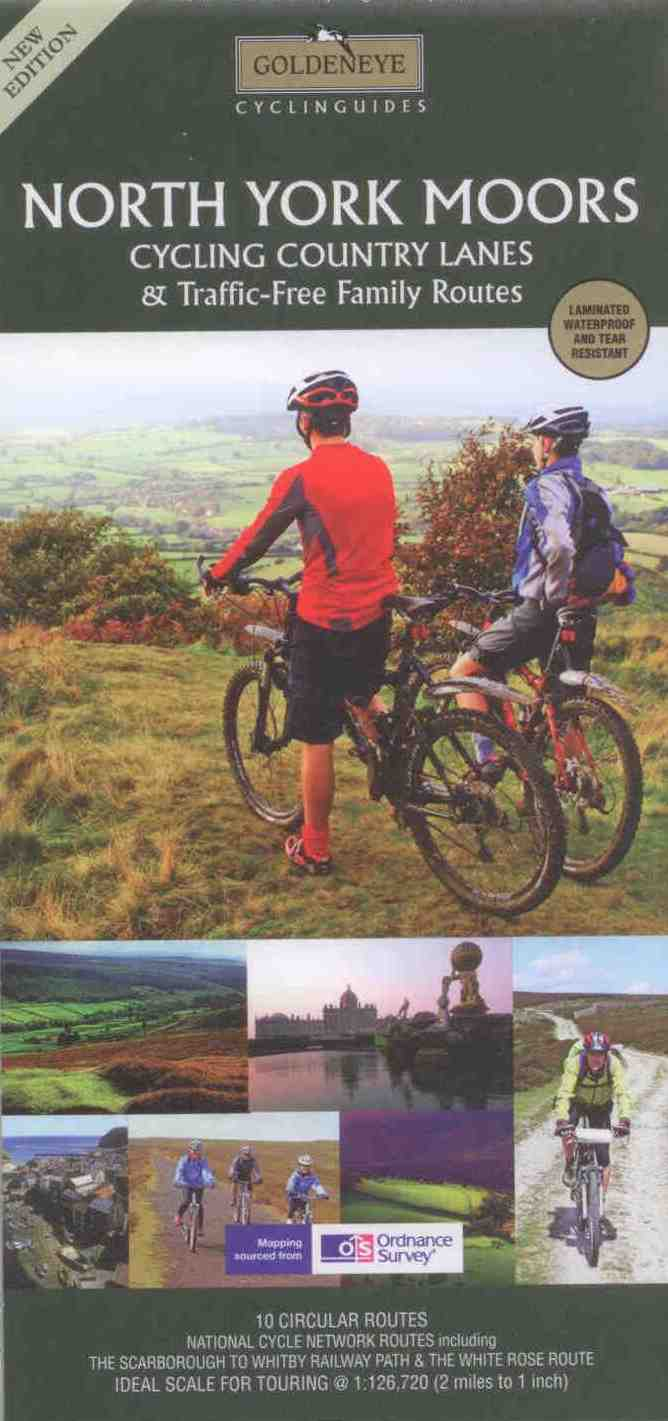 North York Moors Goldeneye cycle map 2012