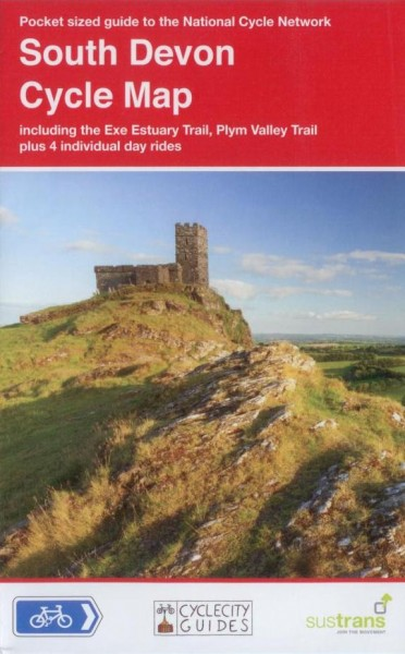 South Devon Sustrans map