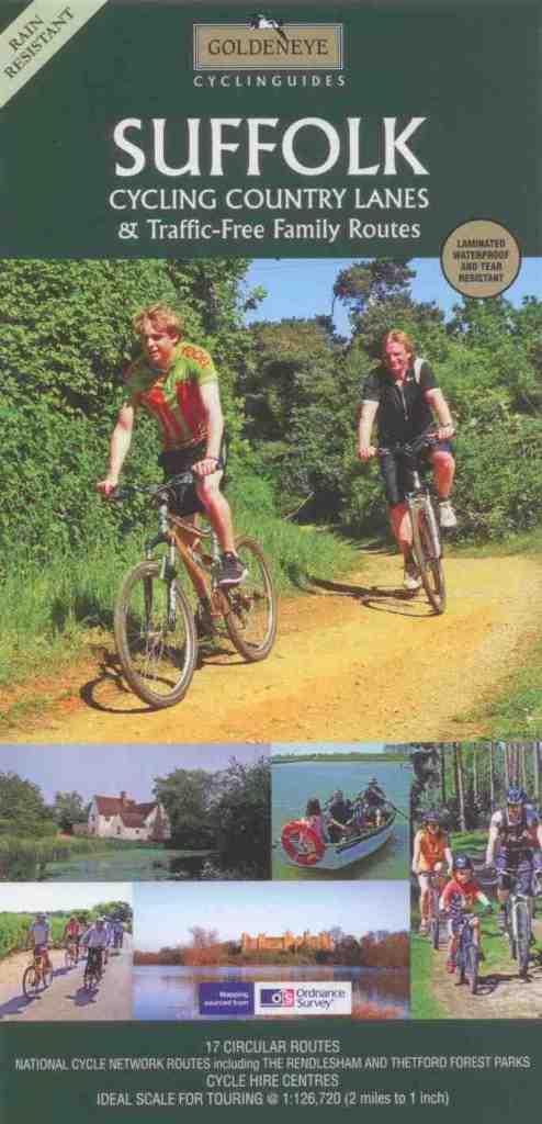 Suffolk Goldeneye cycle map