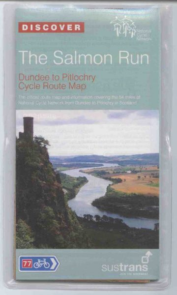 The Salmon Run Sustrans Map
