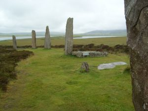 Orkney cycle ride