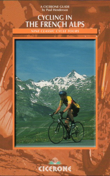 Cycling in the French Alps, Cicerone