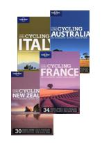 Lonely Planet cycle guides
