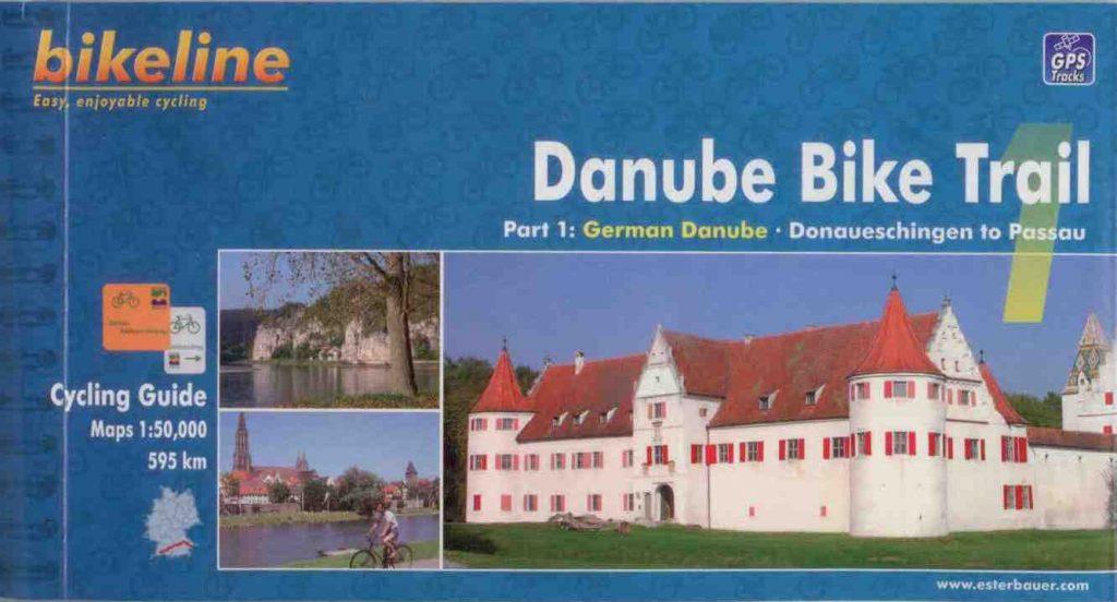 Danube Bike Trail(1) From Donaueschingen to Passau
