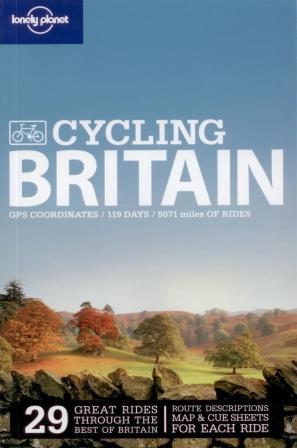 Cycling Britain Lonely Planet Cycling Guide