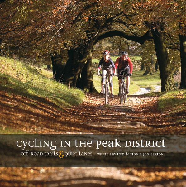 Cycling in the Peak District - Vertebrate