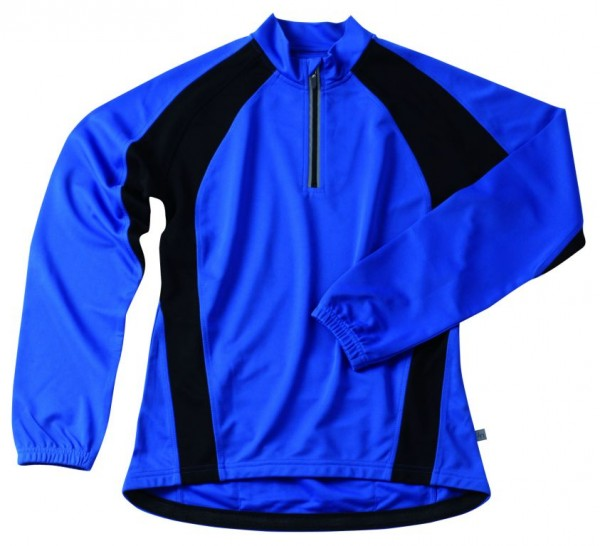 Ladies' long-sleeve bike shirt