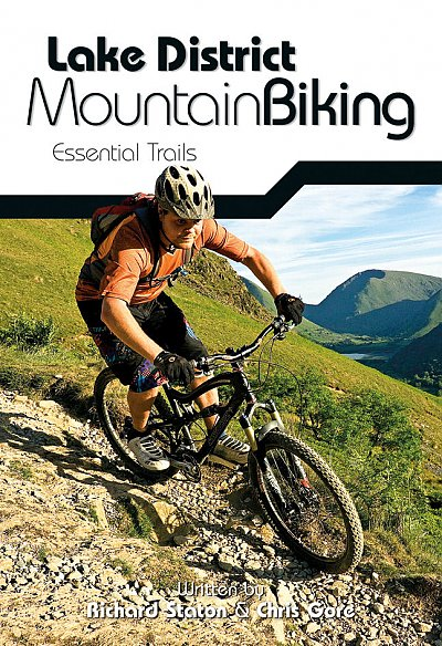 Lake Dist Mountain Biking Vertebrate guide book