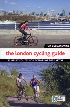 London cycle route maps and guide books