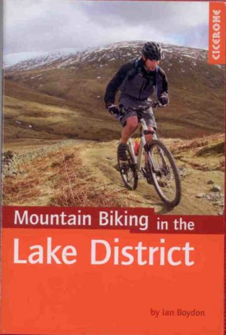 Lake District mountain biking guide books