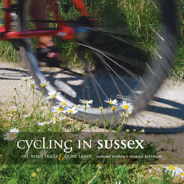 Sussex cycle route maps and guide books
