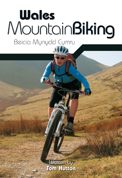 Wales Mountain Biking guide book