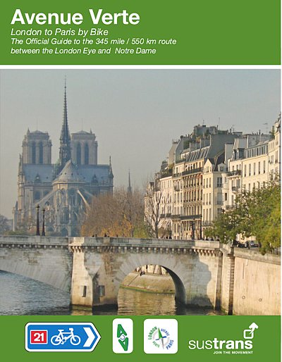 Avenue Verte - London to Paris by Bike