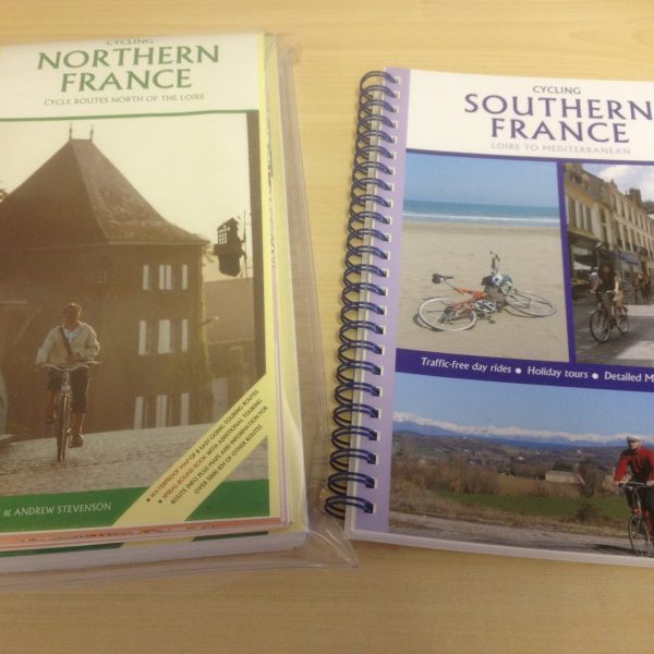 France North and South cycle guides