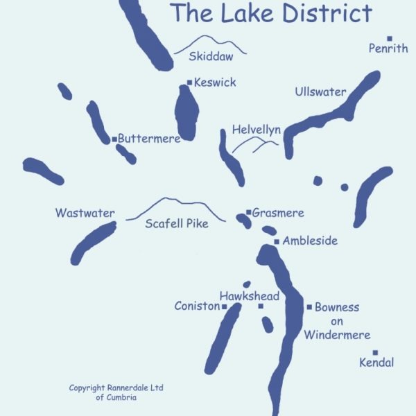 Lakes & towns Lt Blue d