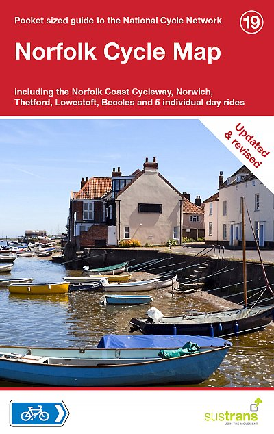 Norfolk Cycle Map - Sustrans