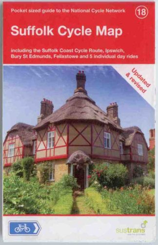 Suffolk cycle route maps and guide books