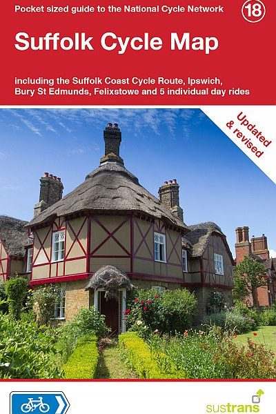 Suffolk Cycle Map - Sustrans